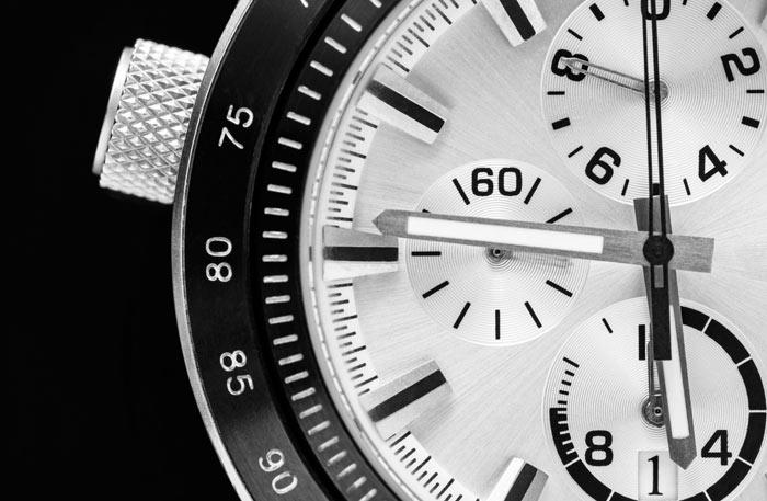 Chronograph Uhr