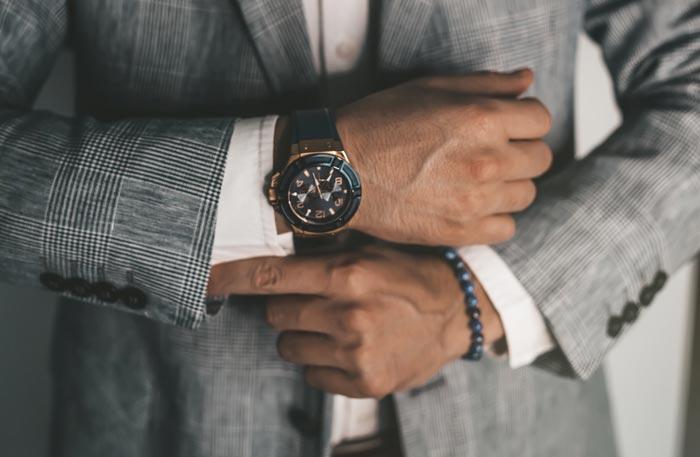 Anzuguhr - Dress Watch