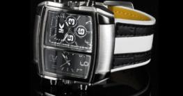 Bunte Uhrenarmbänder für Herren